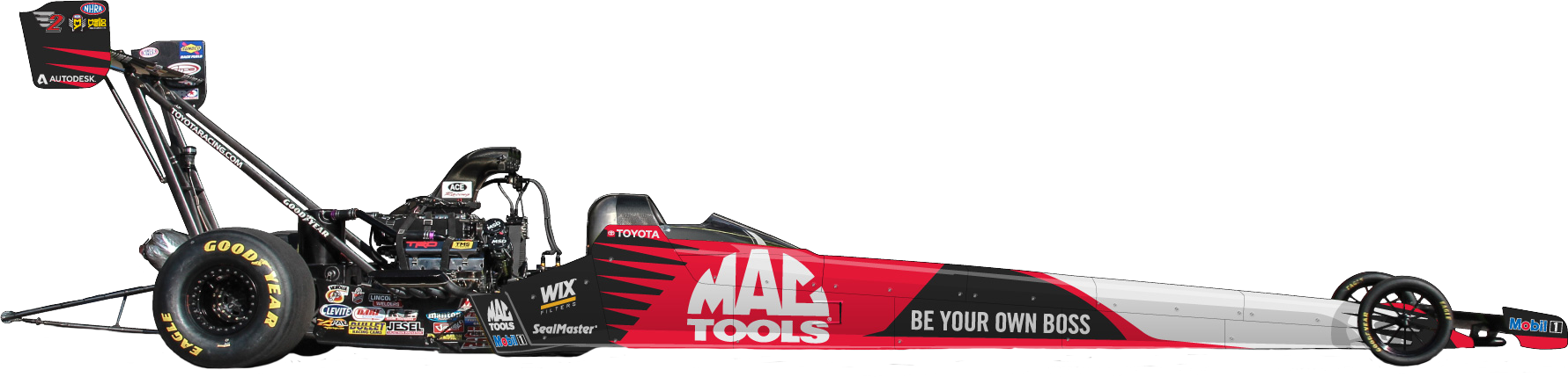 Kalitta Top Fuel Dragster